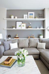 Cinza na decoração - Blog Izabela Silva